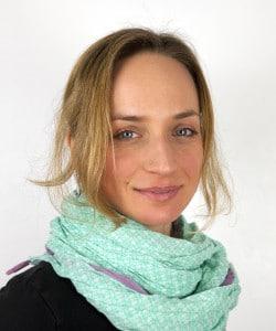 Instructor Photo - Virginie